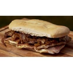 Sandwichs de Bondiola
