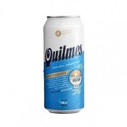 Cerveza Quilmes en lata 500 ml