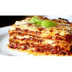 Lasagna / Lasaña - Porción
