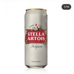 Cerveza Stella Artois en...