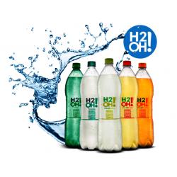 Agua saborizada H2O 1.5 L